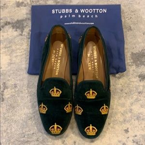 Stubbs & Wootton for J. Crew Loafers Size 8